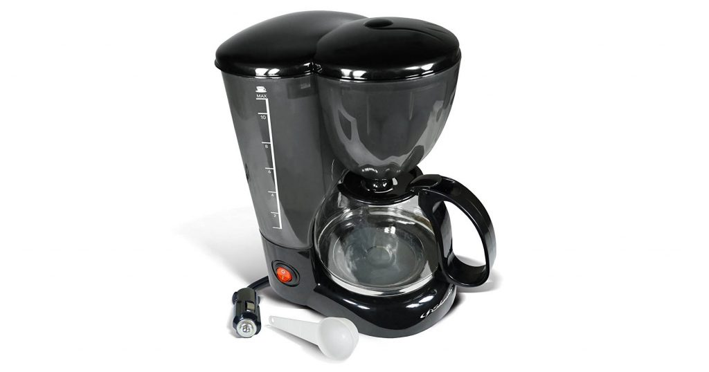 Portable coffee maker from Shumacher