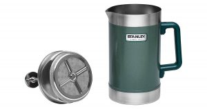 The Stanley Classic Vacuum Press is very durable and easy to clean.