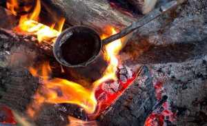 9 Reasons why cowboy coffee is the best camping coffee.